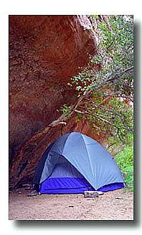 camping tent types