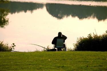 fishing camping holidays