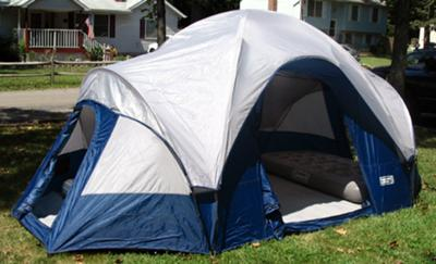 Greatland 7 Person Dome Tent