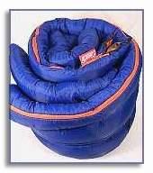sleeping bag features
