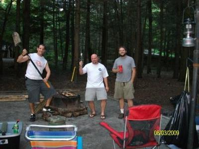 THE BOYZ - ELLIOTT, JOHN, & CHARLIE