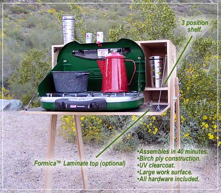Camping box