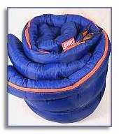 sleeping bag features